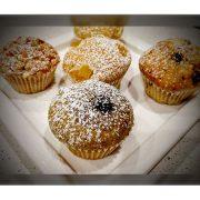 Freshly Baked Petit Muffins